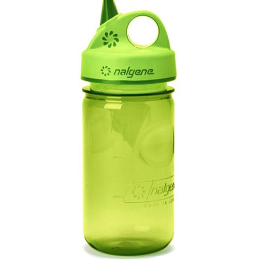 Nalgene Grip N'Gulp Water Bottle 375 ml - Green