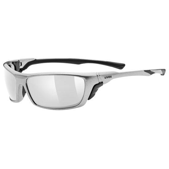 Uvex Sportstyle 301 Grey Metallic S4 -
