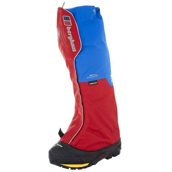 Berghaus Yeti Extreme Pro Insulated - Red/Blue