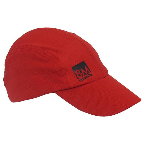 Ottomila Cap Run Ottomila - Red