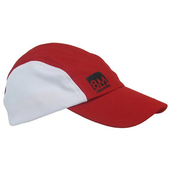 Ottomila Cap Run Ottomila - Red/White