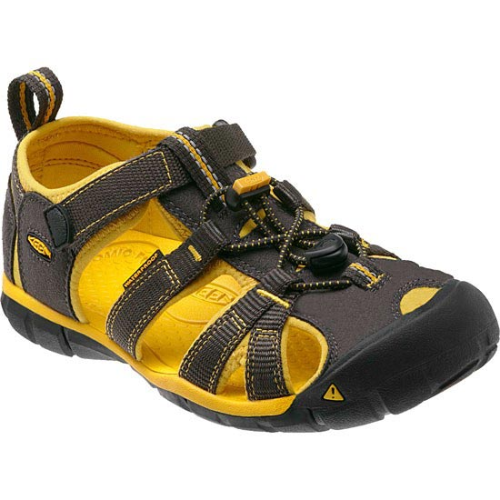 Keen Seacam CNX Jr - Raven Yellow