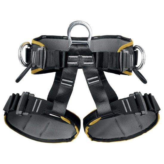 Singingrock Sit Worker III Standard - Black/Yellow