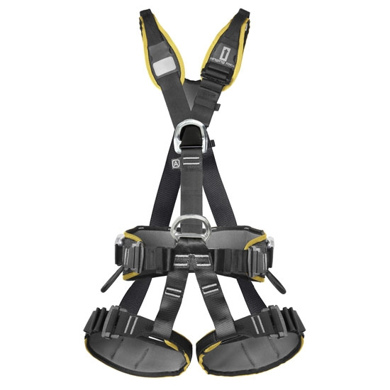 Singingrock Profi Worker III Standard - Black/Yellow