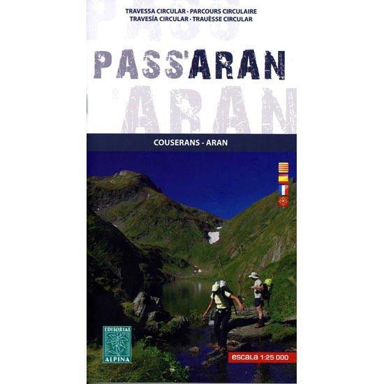 Ed. Alpina Mapa Pass'Aran 1:2500 -