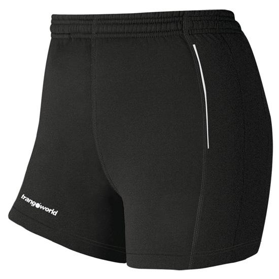 Trangoworld Women's Ghum Short - Black / White