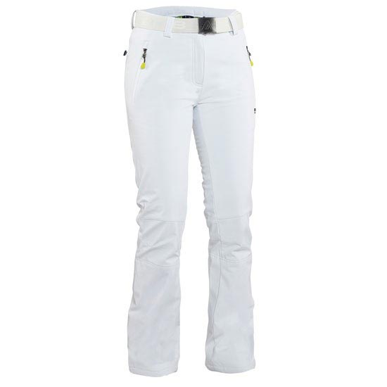 8848 Altitude Denise Softshell Pant W - White