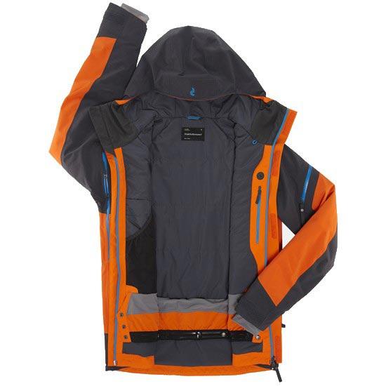 Peak Performance Helium Chilkat Jacket - Photo de détail