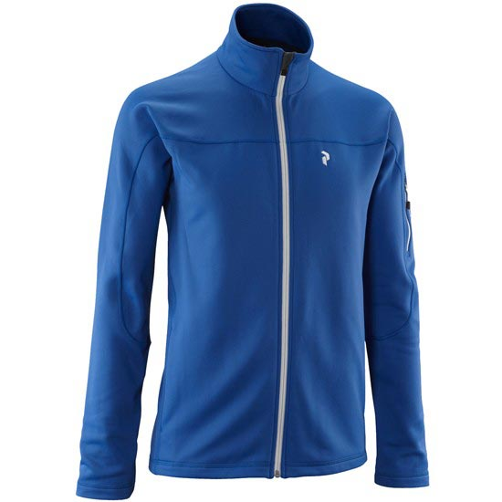 Peak Performance Trigger Zip - North Blue