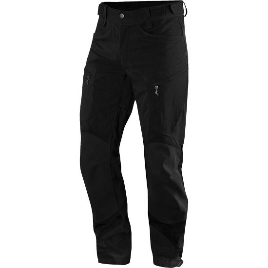 Haglöfs Rugged Ii Mountain Pants True Black Solid