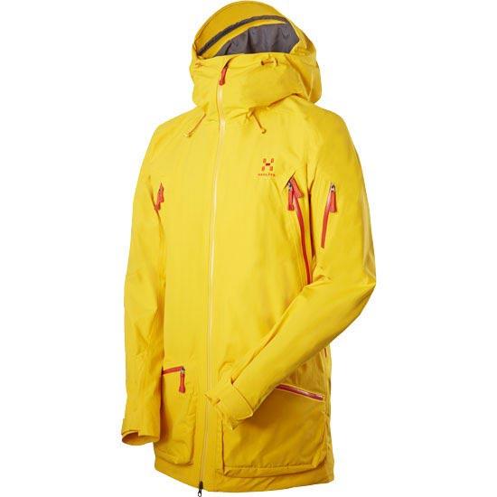 Haglöfs Chute II Jacket - Sun