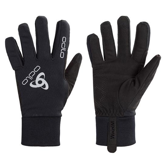 Odlo Gloves Windstopper Classic - Noir