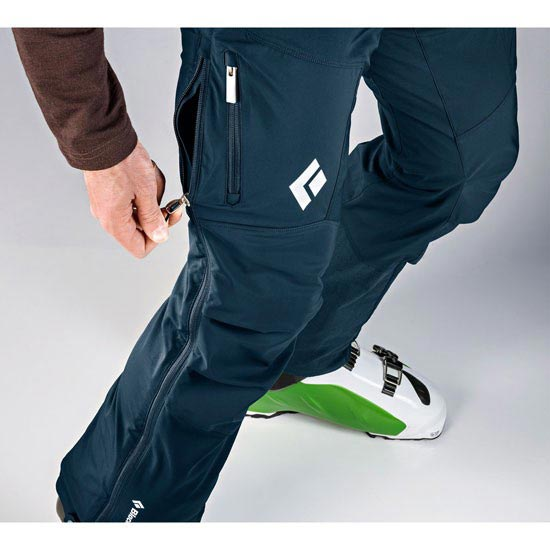 Black Diamond Dawn Patrol Touring Pants - Photo de détail