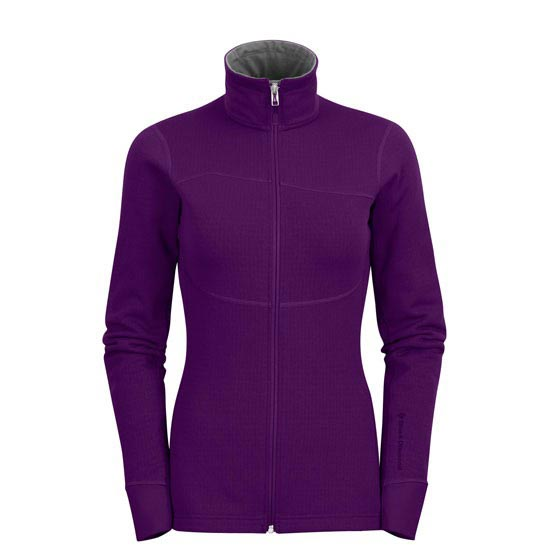 Black Diamond Coefficient Jacket W - Grape