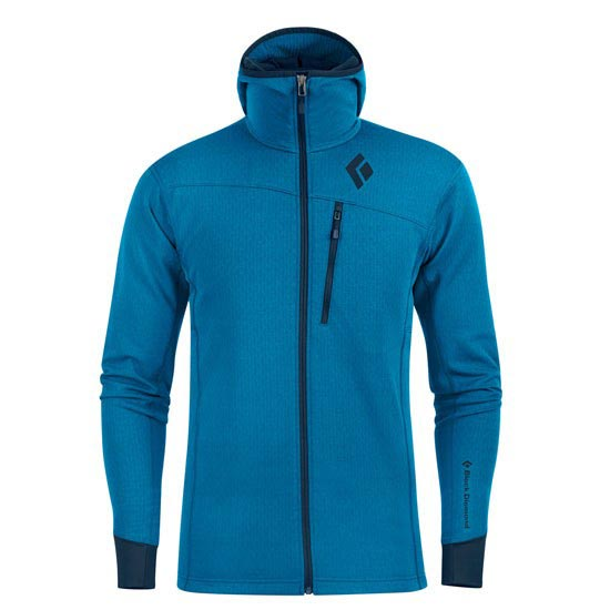 Black Diamond Coefficient Hoody - Sapphire