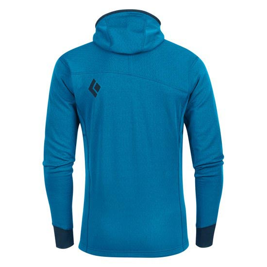 Black Diamond Coefficient Hoody - Photo de détail