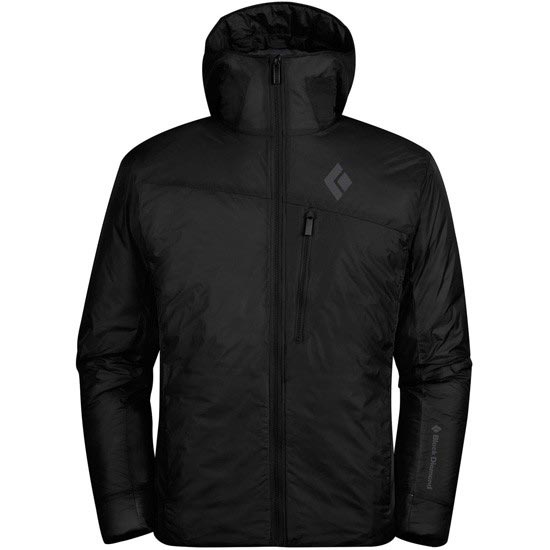 Black Diamond Stance Belay Hoody - Black