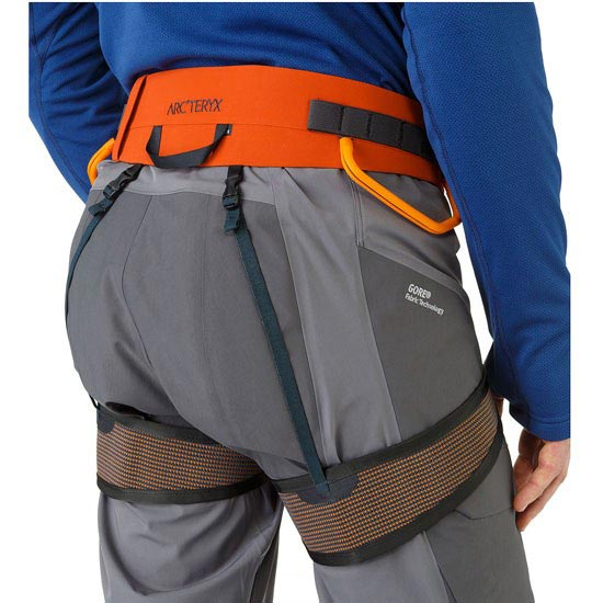 Arc'teryx Alpha Comp Pant - Photo de détail