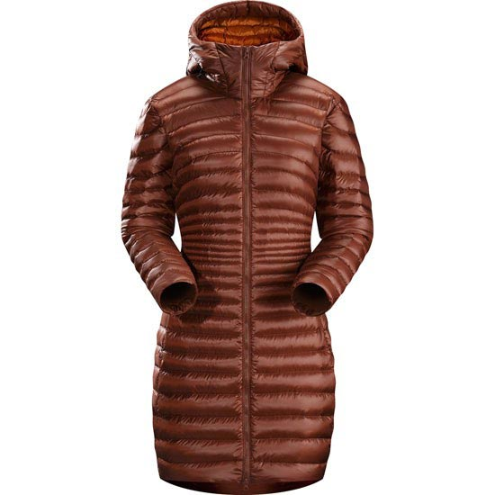 Arc'teryx Nuri Coat W - Garnet Copper