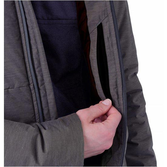 Arc'teryx Darrah Coat W - Detail Foto