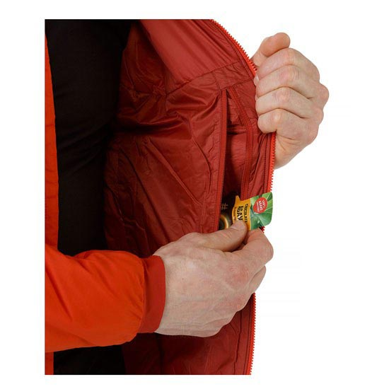 Arc'teryx Atom AR Jacket - Photo of detail