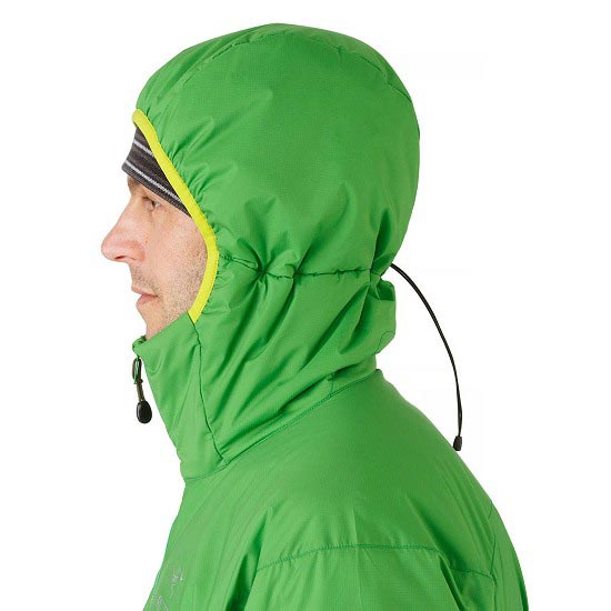 Arc'teryx Atom LT Hoody W - Photo de détail