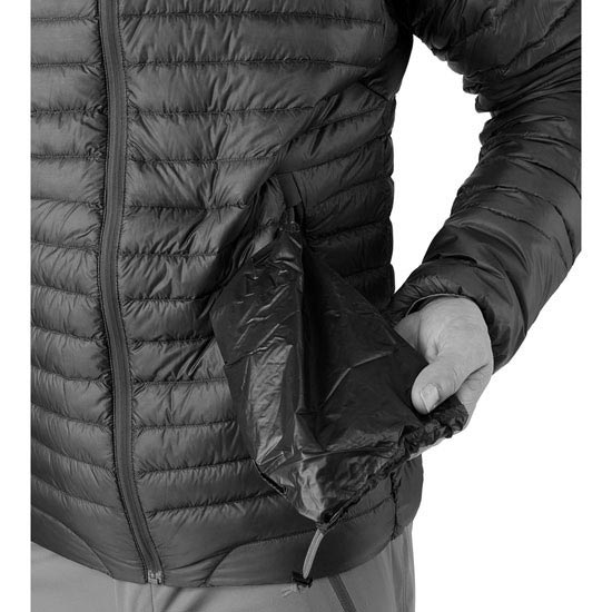 Arc'teryx Cerium SL Jacket - Photo de détail