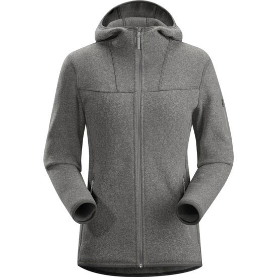 Arc'teryx Covert Hoody W - Iron Anvil