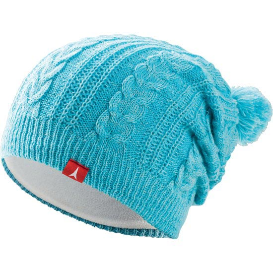 Atomic Slouch Beanie W - Turquoise