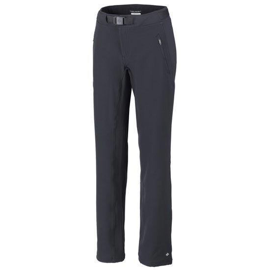 Columbia Back Up Maxtrail Full Leg Pant W - Black