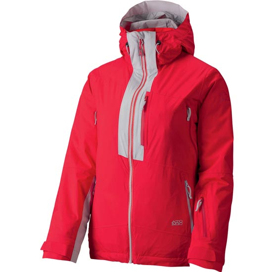 Atomic Treeline 2L Light Jacket Red/Light W - Rouge/Light