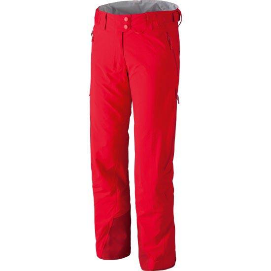Atomic Ridgeline 2L Pant Red - Rouge