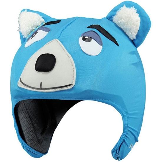 Barts Helmet Cover 3D sw - Blue Bear