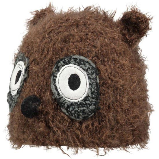 Barts Roarr Beanie brown - Marron