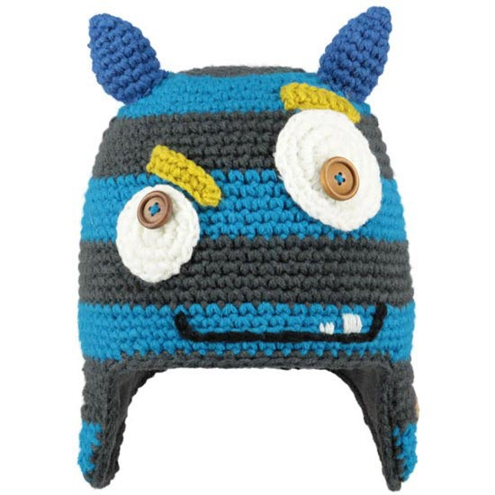 Barts Monster Beanie - Blue