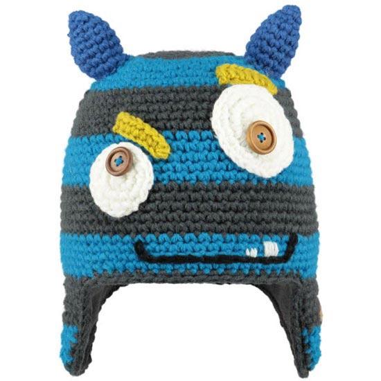 Barts Monster Beanie - Bleu