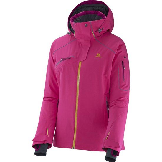 Salomon Speed Jacket W - Daisy Pink