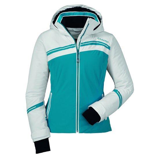 Schöffel Aurora Jacket - Blue Aster/White