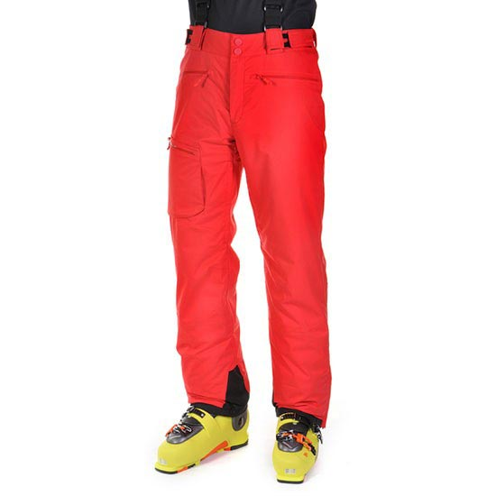 Volkl Team Pants Regular - Rouge