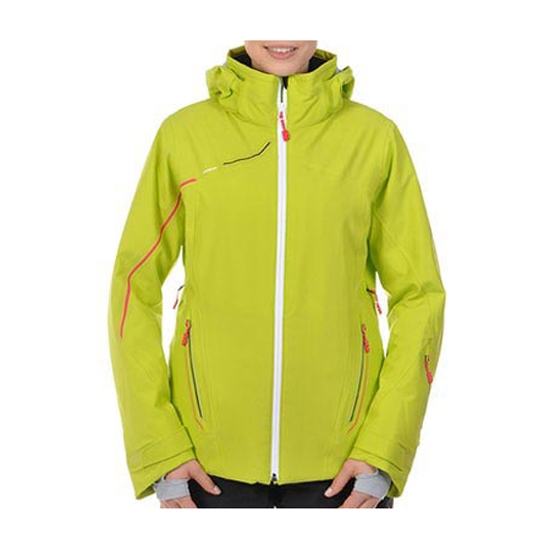 Volkl Black Jewel Jacket W - Lime