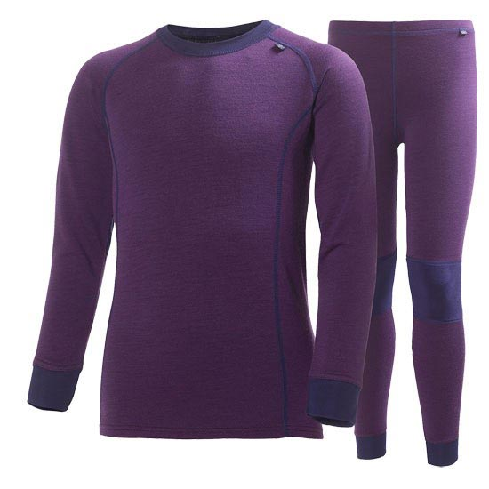 Helly Hansen JR HH Warm Set 2 - Violet