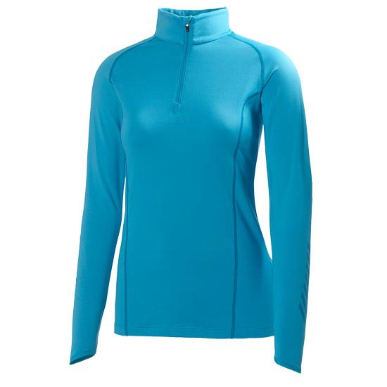 Helly Hansen Phantom 1/2 Zip Midlayer W - Frozen Blue