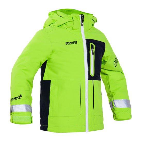 8848 Altitude Jackson Min Jacket - Lime