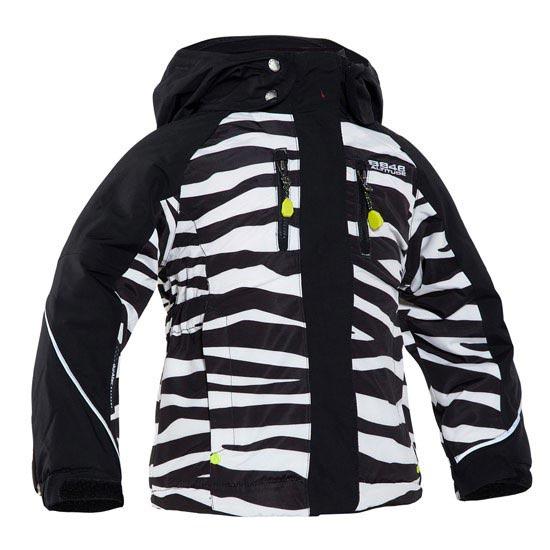 8848 Altitude Zara Min Jacket - Zebra Black