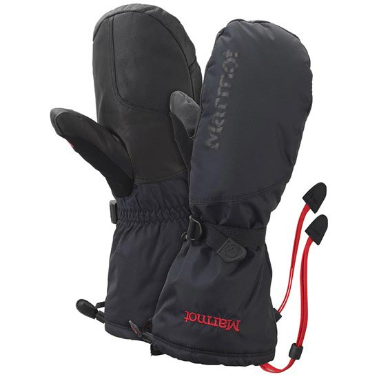 Marmot Expedition Mitt - Black