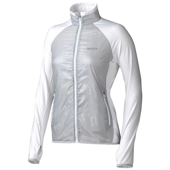 Marmot Frequency Hybrid Jacket W - Silver/White
