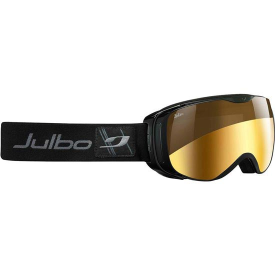 Julbo Luna S2-4 Gold Flash - Black-Grey/Zebra