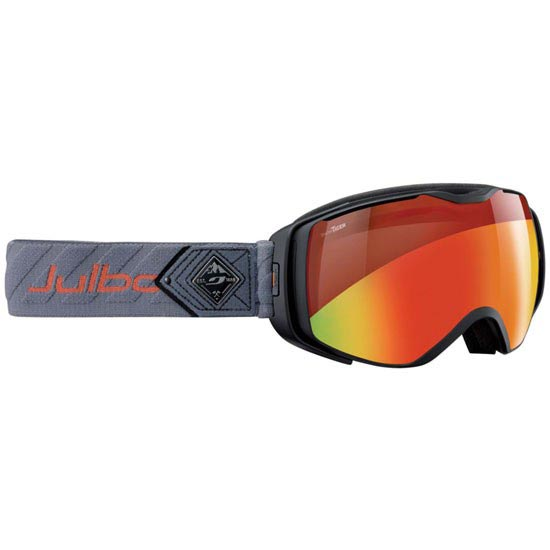 Julbo Universe Snow Tiger S2-3 Multi - Black-Red