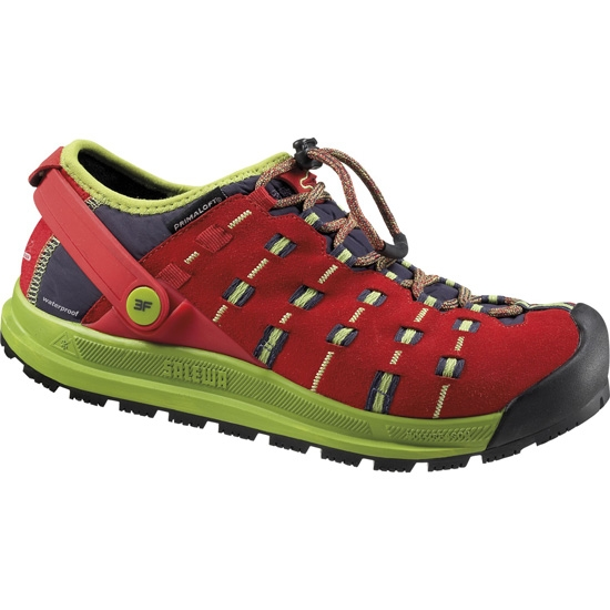 Salewa Capsico Insulated W - Devil/Loganberry