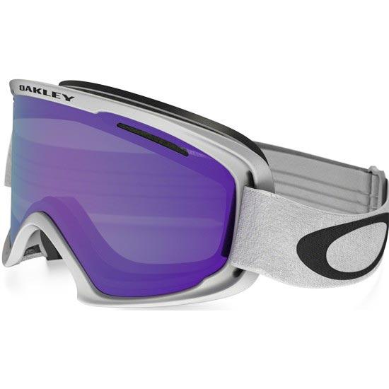 Oakley O2 XL - Matte White/Violet Iridium
